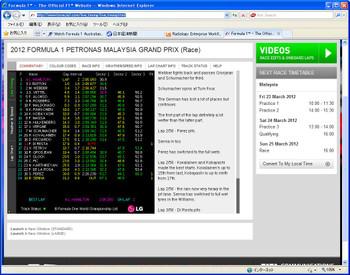 Fia_timing_monitor